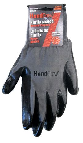 VENDOR LABELING (CAN) Handcrew Nitrile Coated General Purpose Glove - image 1 of 1