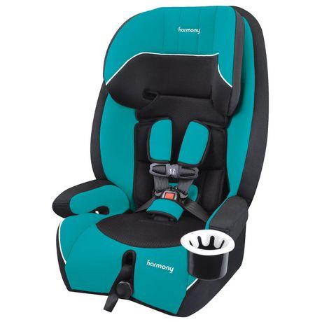 Harmony Defender 360 Sport 3 in 1 Deluxe Car Seat