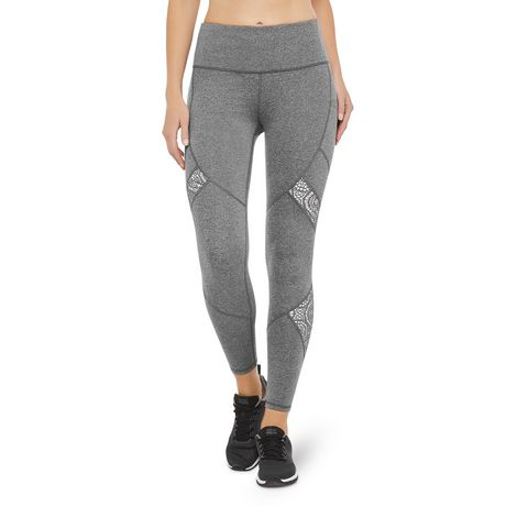 Athletic Works Women's Lace Legging - image 1 of 6
