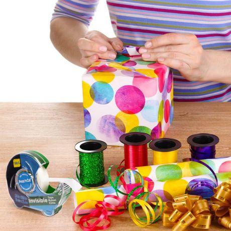Ruban de papeterie invisible Seal-It 3/4 x 1000 pouces 6 paquets - image 4 de 4