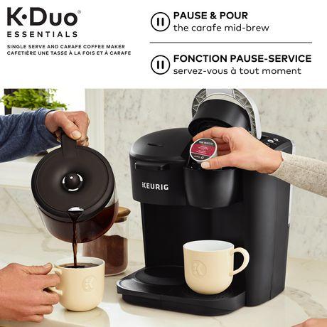 Keurig K-Duo Cafetiere Une Tasse A La Fois Et A Carafe K-Duo Essentials - image 5 de 5