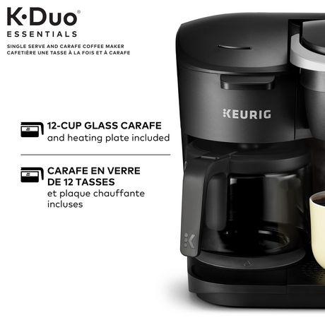 Keurig K-Duo Cafetiere Une Tasse A La Fois Et A Carafe K-Duo Essentials - image 4 de 5
