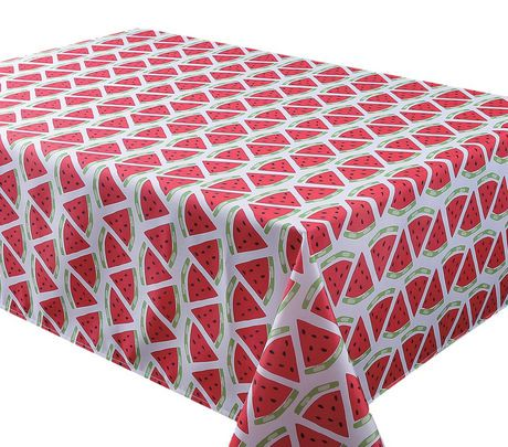 Nappe de table de past que texstyles deco walmart canada for Decoration maison walmart