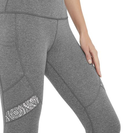 Athletic Works Women's Lace Legging - image 4 of 6
