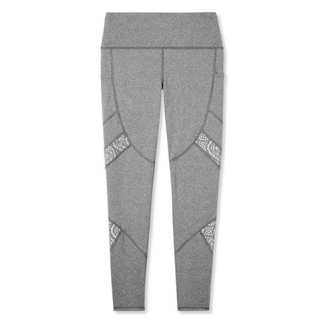 Athletic Works Women's Lace Legging - image 6 of 6