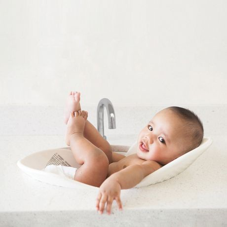 puj flyte white infant travel bath flyte walmart canada. Black Bedroom Furniture Sets. Home Design Ideas