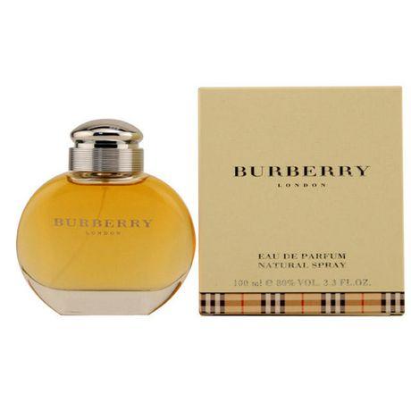 Burberry Classic For Women Eau De Parfum Spray 100ml Walmart Canada