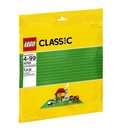 LEGO® Classic - Green Baseplate (10700) - image 2 of 2