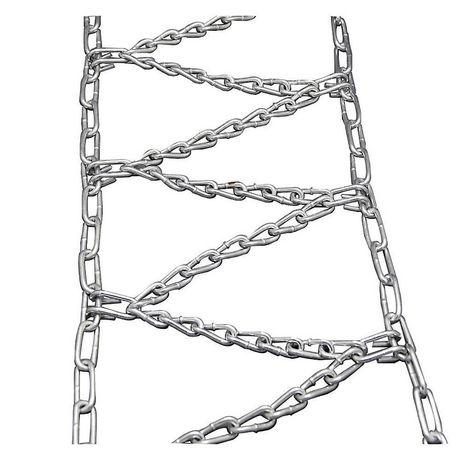 MTD Tire Chains - Zig Zag Pattern 13 00-inch X 4 00-inch - 6