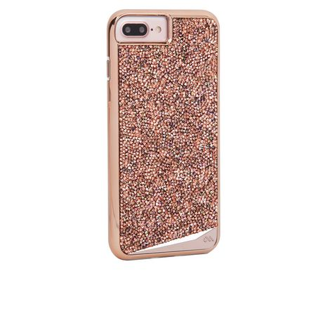 new concept 8500a bc894 Case-Mate Brilliance Case for iPhone 6s/7/8 Plus in Rose Gold