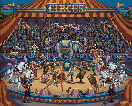 Étoiles de cirque - 100 morceaux - image 3 de 3
