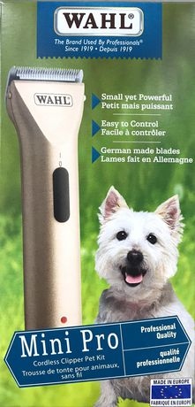 WAHL Mini PRO Cord/Cordless Dog Hair Trimmer - image 2 of 2