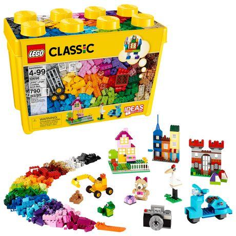 La grande boîte de briques créatives par LEGO