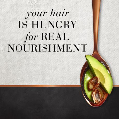 Hair Food Avocado & Argan Oil Sulfate Free Shampoo, Dye Free Smoothing - image 6 of 6
