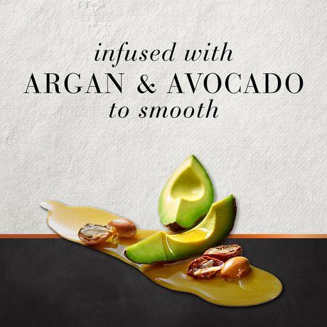 Hair Food Avocado & Argan Oil Sulfate Free Shampoo, Dye Free Smoothing - image 3 of 6
