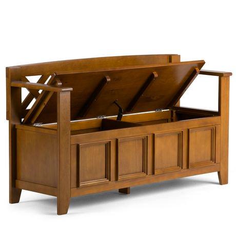wyndenhall halifax entryway storage bench walmart canada