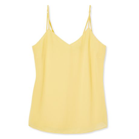 George Plus Women's Woven V Neck Camisole - image 6 of 6
