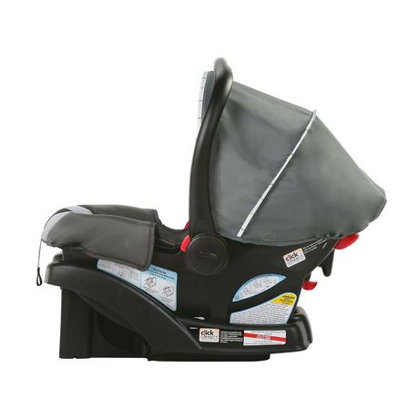 Graco SnugRide 30 Click Connect Infant Car Seat, Whitmore - image 3 of 3