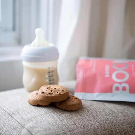 Booby Boon Lactation Cookies: Chocolate Chip (168g) - image 3 of 7