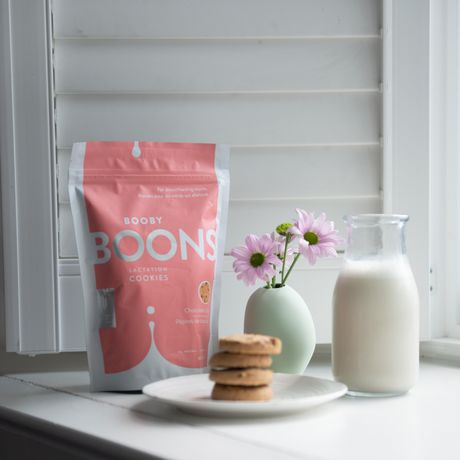 Booby Boon Lactation Cookies: Chocolate Chip (168g) - image 5 of 7