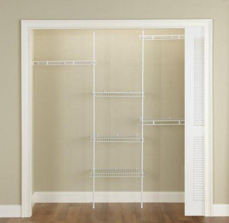 Incroyable Rubbermaid Complete Closet Kit