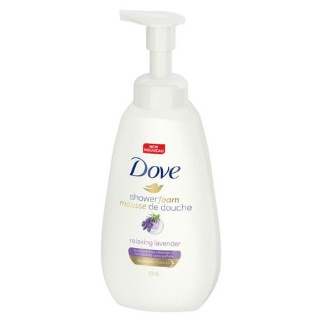 Dove Purely Pampering Relaxing Lavender Shower Foam 400ml - image 5 of 6