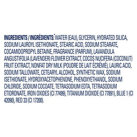 Dove  Crushed Lavender & Coconut Milk Exfoliating Body Polish 298g - image 6 of 6