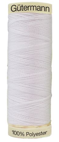 Gutermann Sew-All 100% Polyester Thread 100 M - White - image 1 of 1