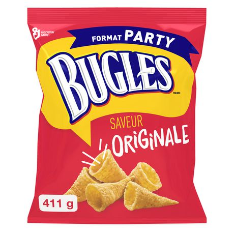 Bugles Original Corn Snacks - image 2 of 6