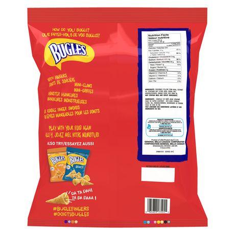 Bugles Original Corn Snacks - image 3 of 6