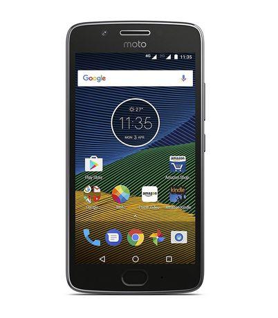 Motorola G5 Lunar Grey Unlock Phone