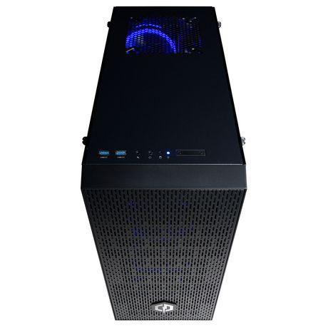 CyberpowerPC Gamer Master GMA7400CPG w/ AMD Ryzen 3 2200G 3 5GHz Gaming  Computer