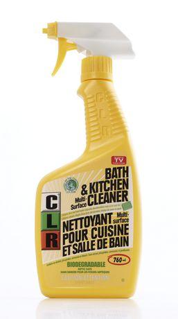 Clr Bath Kitchen Cleaner