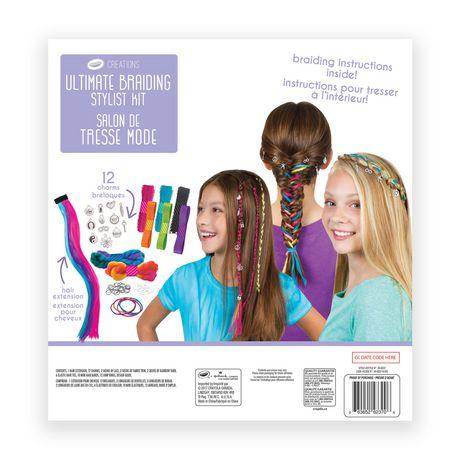 Crayola Creations Ultimate Braiding Stylist Kit - image 2 of 2
