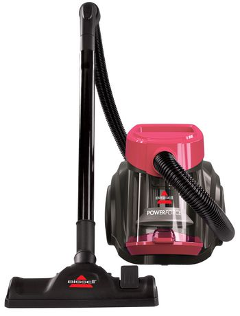 BISSELL Powerforce Bagless Canister Vacuum Cleaner - image 1 of 6
