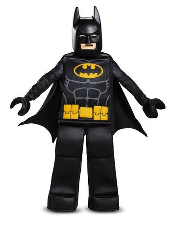 Costume LEGO de Batman pour enfants - image 1 de 2