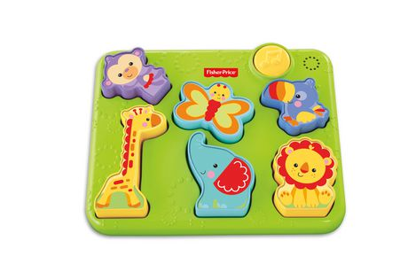 Fisher-Price Silly Sounds Puzzle - image 1 of 8