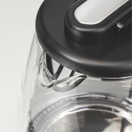 Hamilton Beach Compact Glass Kettle 40930C - image 5 of 5