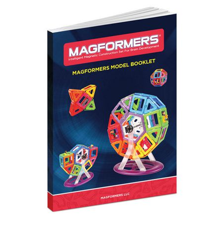Magformers Rainbow Magnetic Construction Set - image 5 of 5