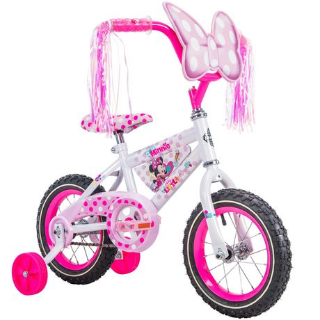 "Disney Minnie 12"" Girls' Steel Bike by Huffy - image 1 of 7"