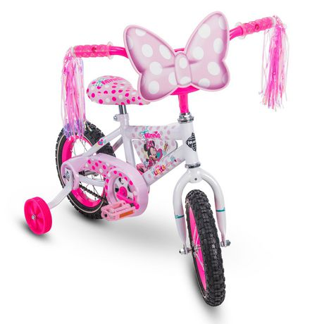 "Disney Minnie 12"" Girls' Steel Bike by Huffy - image 2 of 7"