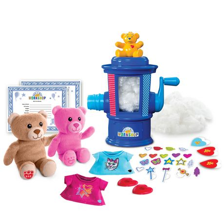 Build-A-Bear Workshop Stuffing Station Toy Kit | Walmart Canada