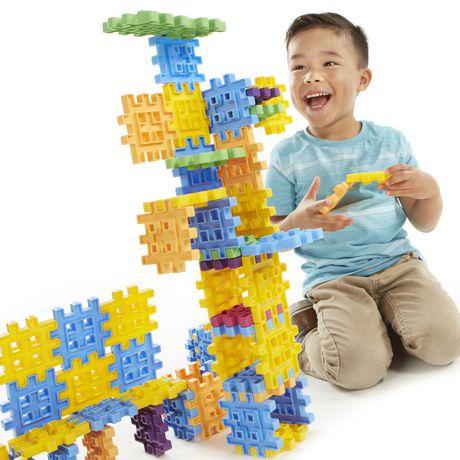Sac de 100 pièces Waffle Blocks - image 3 de 4