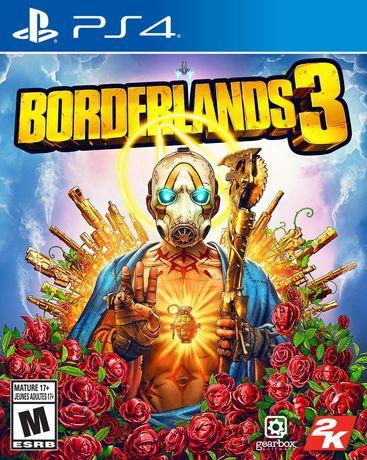 Jeu vidéo Borderlands 3 pour PlayStation 4 - image 1 de 8