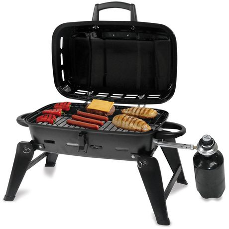 "Backyard Grill 17.5"" Portable Gas Grill BBQ - GBT1612W-C ..."