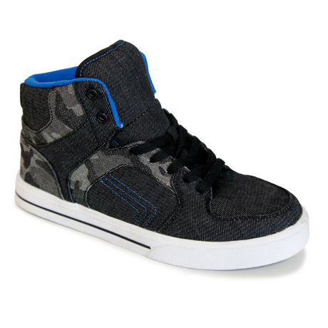 george boys' 32denimm18 casual high top lace up shoes