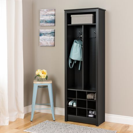 Prepac Space-Saving Entryway Organizer with Shoe Storage - image 3 of 6