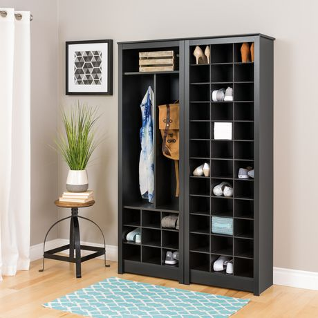 Prepac Space-Saving Entryway Organizer with Shoe Storage - image 4 of 6