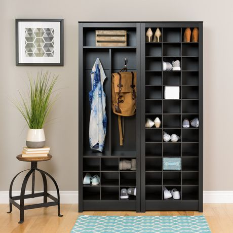 Prepac Space-Saving Entryway Organizer with Shoe Storage - image 6 of 6