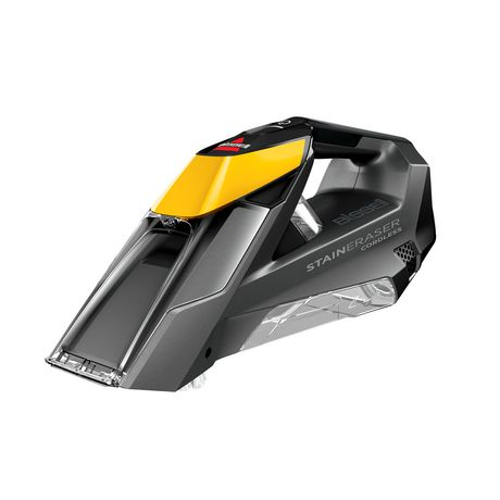 Bissell Stain Eraser Cordless Portable Deep Cleaner Black/Yellow